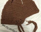 Harry Potter Crochet Quidditch Hat