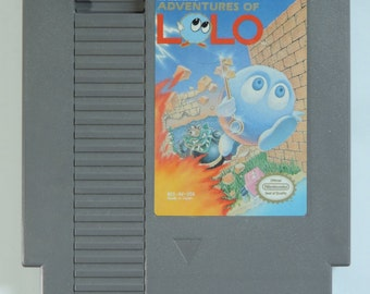 The Adventures of Lolo for Nes