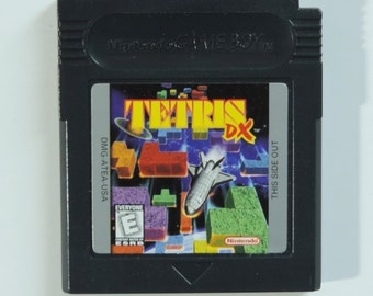 Tetris Dx for Gameboy