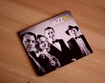 Jazziki - 344 CD (album)