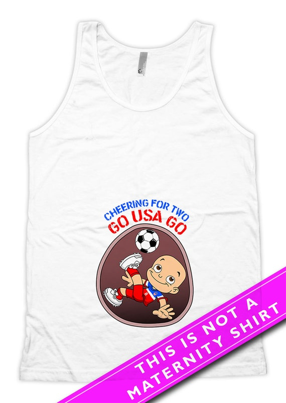 Baby Shower Favors Usa ~ Soccer pregnancy announcement sports themed baby by