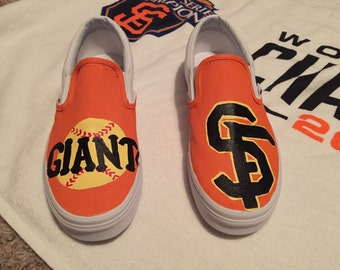 SF Giants shoes
