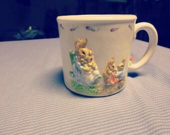 Beatrix Potter mug 1992
