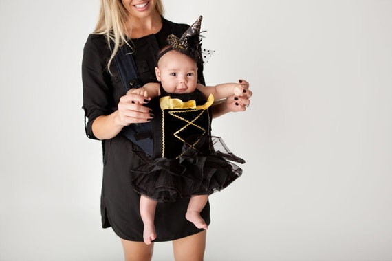 Wee Witch Baby Carrier Costume