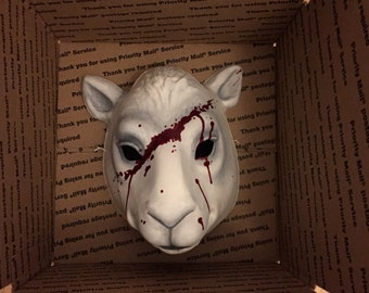 Lamb Mask Horror Movie You're Next