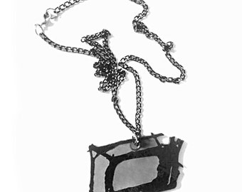 Television Necklace - Small