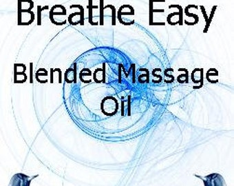 Aromatherapy Massage Oils - A Range of 14 different Versions