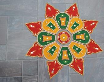 Royal Rangoli