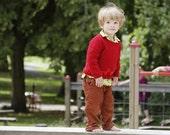 Kids Reindeer Jumper