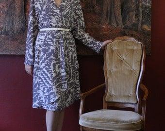 John Kaldor Print Dress