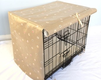 Medium Dog Crate Cover Made to Order