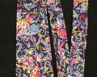 Handmade Tie - 100% Liberty Silk