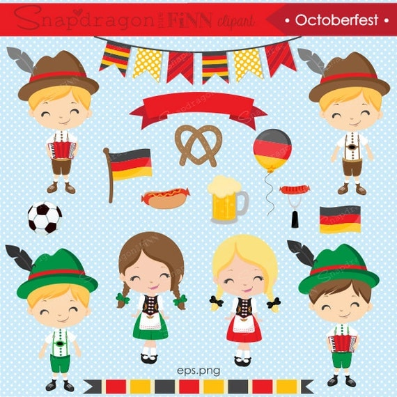 german kids clipart - photo #3
