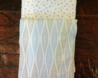 Boutique Burp Cloth set