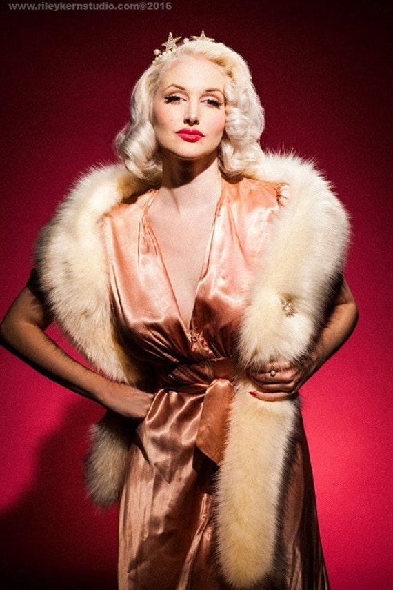 Boa Blonde 9