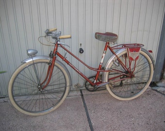 Bicycle Vintage 50s Captivante