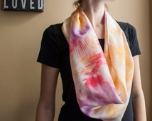 Infinity Silk Scarf - Medium