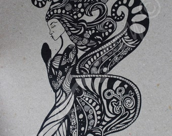 Art Print - 'Citali Faye'
