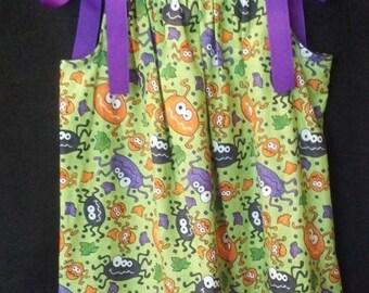 Halloween Pillowcase Dress 24 mo
