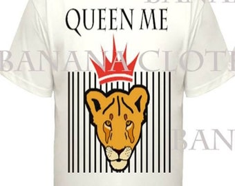 Queen Me Lion T-Shirt