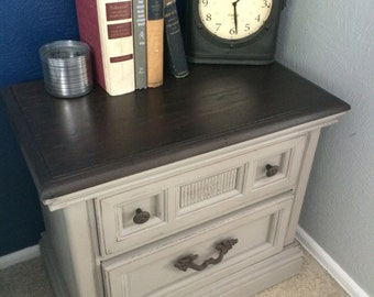 Shabby Chic Nightstands, Accent tables, End tables