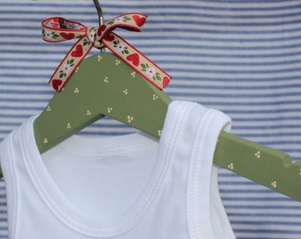 Hanger for baby clothing