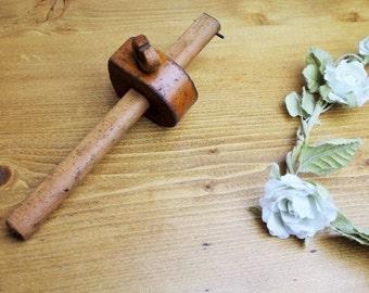 Vintage Wooden Marking Gauze/Vintage Tool