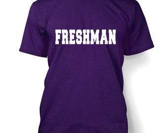 Freshman mens t-shirt