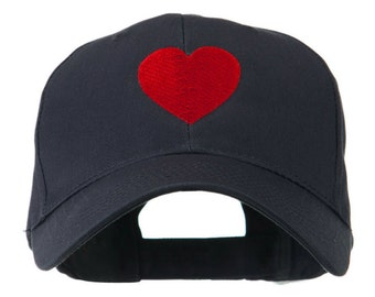 Party Heart Logo Embroidery Cap