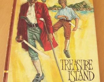 Vintage 1968 edition - Treasure Island by Robert Louis Stevenson
