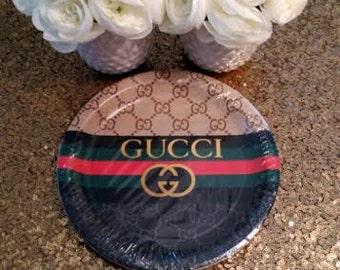 G Collection Customize Dessert Plates