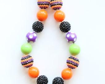 Halloween Bubblegum Necklace