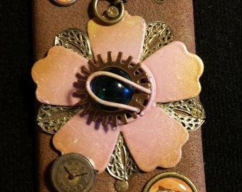 Steampunk flower