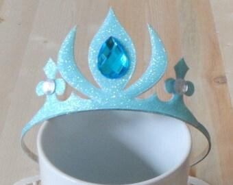 Elsa Crown, Elsa Crown Headband, Princess Headband, Tiara Headband, Crown Headband, Headband
