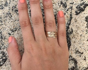 14K Gold Fill Stacking Ring(s)