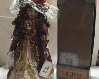 Sabrina Doll, The Cathay Collection