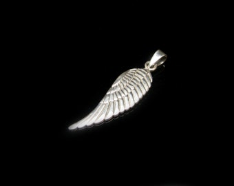 Beautiful angel wing Silver 925 wing Angel Rufer