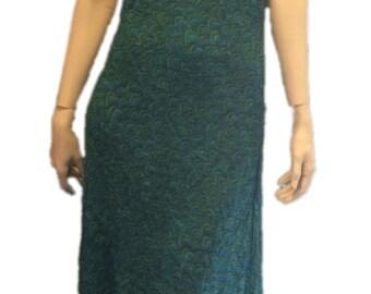 Long, Sleeveless Summer Dress