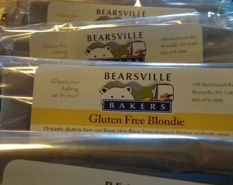 Gluten Free Blondie