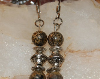 Landscape Stone Earrings