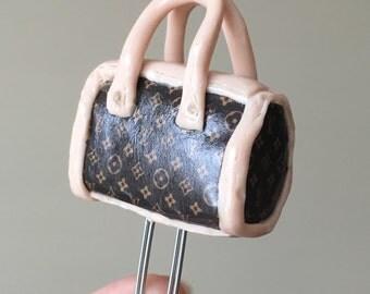 Handbag Purse Planner Paper Clip Bookmark Vuitton Replica