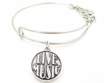Live Music bracelet