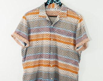 Aztec shirt