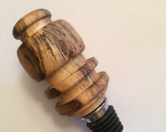 Handmade wine stopper