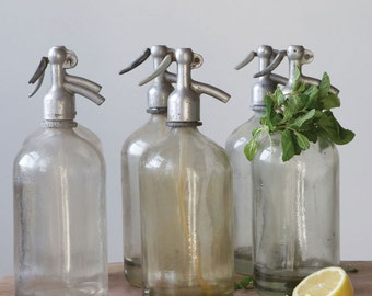 Seltzer Bottle Vintage SINGLE