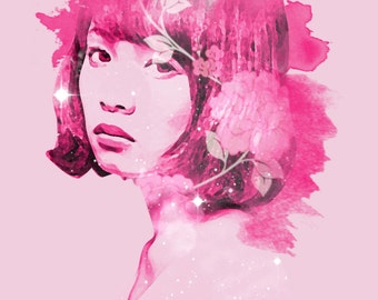 Pink Gaze