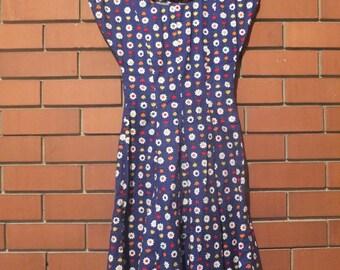 SALE!** Vintage floral dress