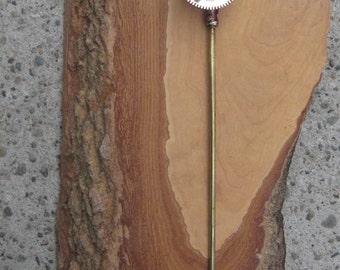 Propeller Gear Hair Pin
