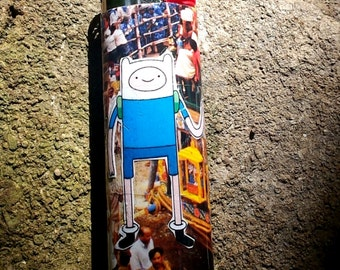 Finn The Human Adventure Time Lighters