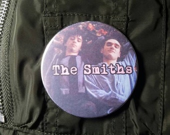 The Smiths Pinback Button